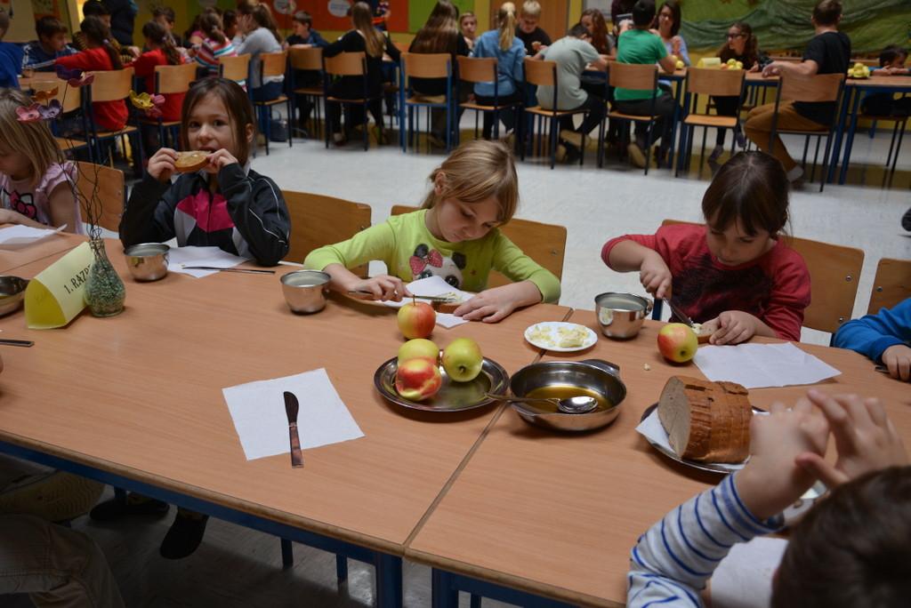 Tradicionalni slovenski zajtrk/Hagyományos szlovén reggeli (2016/2017)