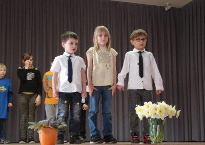 Materinski dan na Hodošu/Anják napi ünnepély Hodoson (2016/2017)