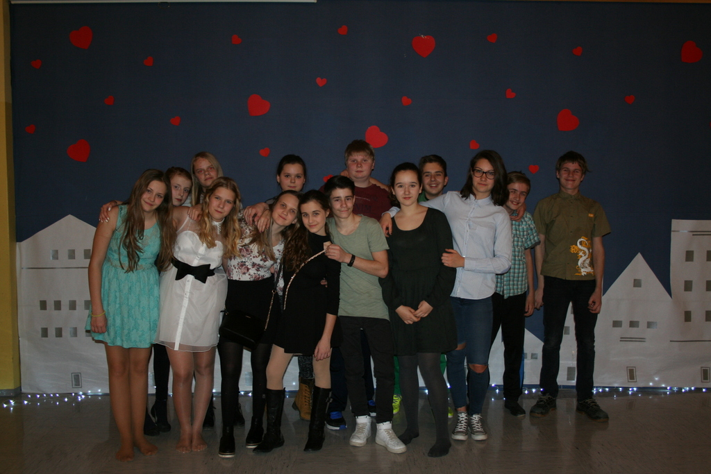 Valentinov ples/Valentin napi tánc (2016/2017)