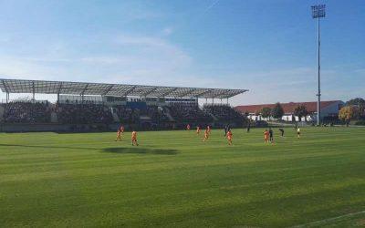 Maribor és a Liverpool (juniorok) közötti focimérkőzés