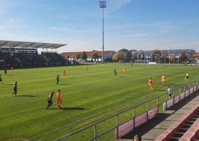Nogometna tekma, Maribor-Liverpool (mladinci)/Maribor és a Liverpool (juniorok) közötti focimérkőzés (2017/2018))