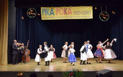 Folklorna skupina Ugrós osvojila zlato priznanje
