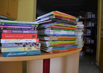 V dar smo prejeli knjige/Könyvek ajándékba (2017/2018)