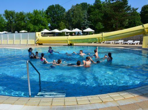 Športni dan – plavanje/Sportnap – úszás (2018/2019)