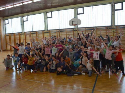 Športni dan – ples/Sportnap – tánc (2019/2020)