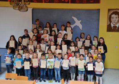 Recitacijsko tekmovanje/Szaval az iskola (2018/2019)