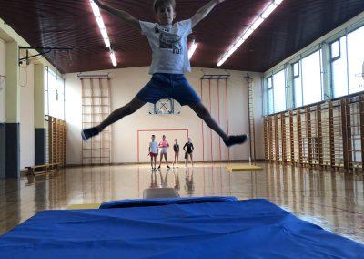 Gimnastika in atletika/Torna és atlétika (2020/2021)