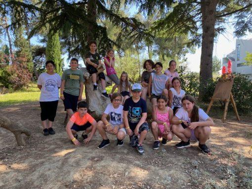 Šola v naravi, 5. razred/Iskola a természetben, 5. osztály (2020/2021)