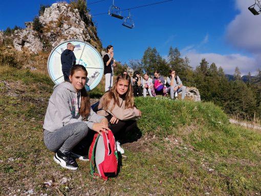 CŠOD Kranjska Gora 9. razred (2021/2022)